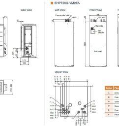 mitsubishi electric ecodan quhz w40va ehpt20q vm2ea air source heat pump with thermal [ 1184 x 693 Pixel ]